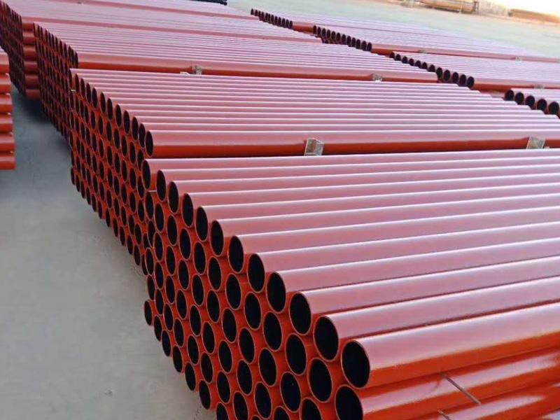 河北铸铁管厂家-柔性铸铁管价格行情