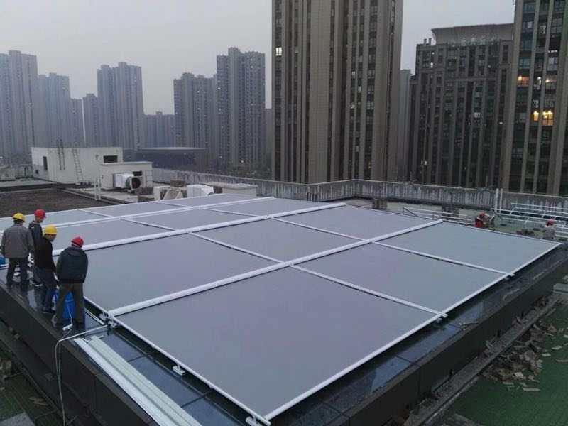 漯河电动天幕遮阳安装|亚翔鸿安好的河南电动天幕遮阳供应