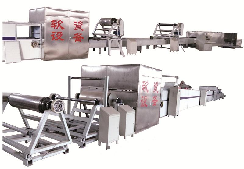 【供应】外墙软瓷设备生产线、劈开砖软瓷设备生产线厂家提供技术