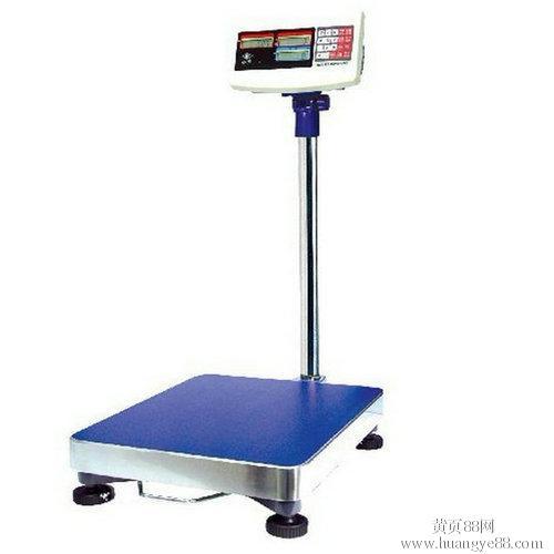 阿勒泰电子秤多少钱-天山电子衡器供应销量好的新疆电子台秤