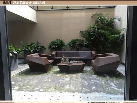 重庆别墅花园设计公司