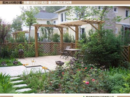 别墅花园设计怎么算价格-重庆别墅花园设计公司哪家可靠