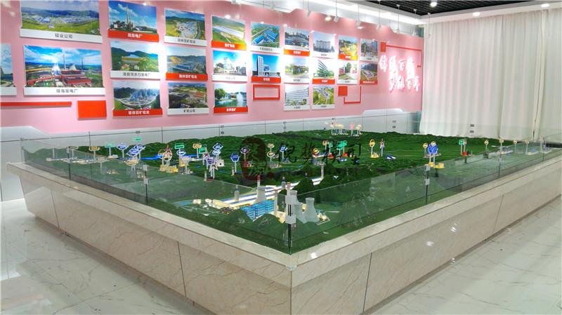 地形地貌模型制作,广西沙盘模型公司