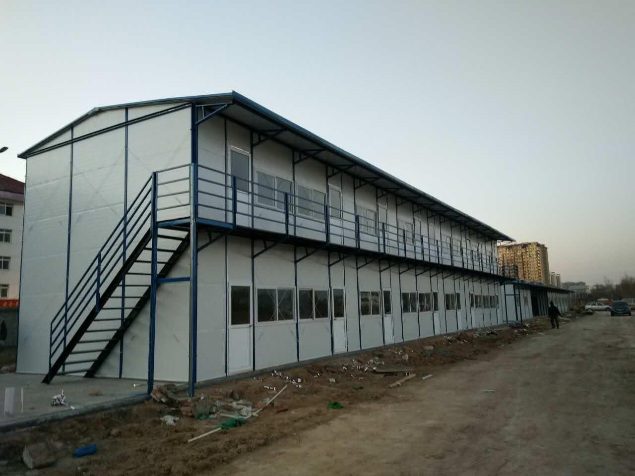 单层板房建造商 单层板房多少钱一平米