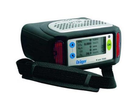 气体检测仪报价-上海知名品牌德尔格(五合一)气体检测仪供应商