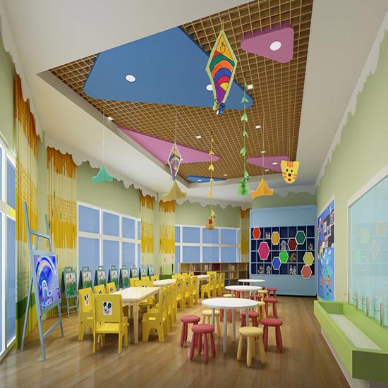 河南幼兒園環境設計的常見事項 鄭州幼兒園室內設計裝修公司