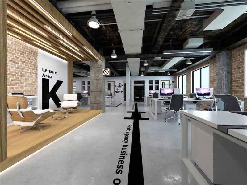 辦公室裝修設計哪家好/廣州辦公室裝修設計公司/國盛裝飾