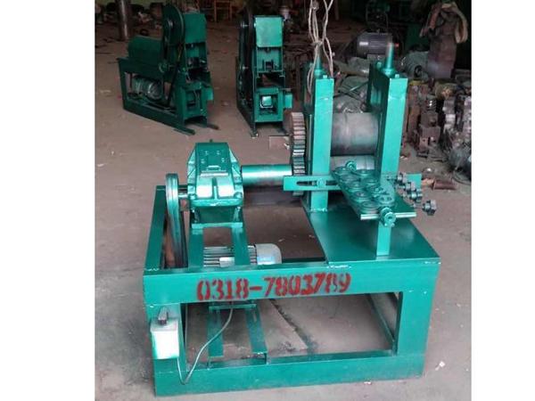 河北金海机械厂专业定制圆丝压扁机|价格优惠