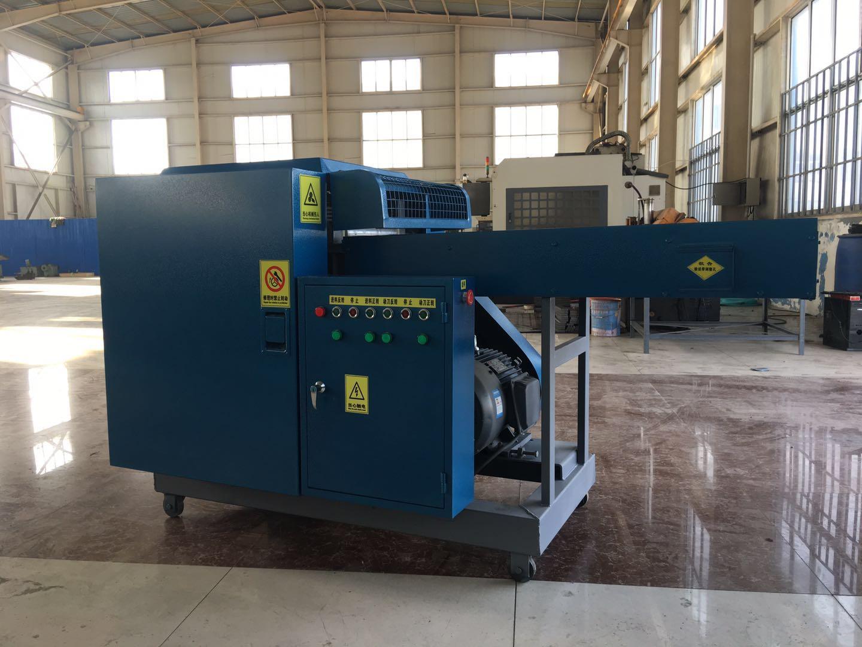 化纤纤维粉碎机,涤纶布切碎机/山东青州伟邦机械有限公司
