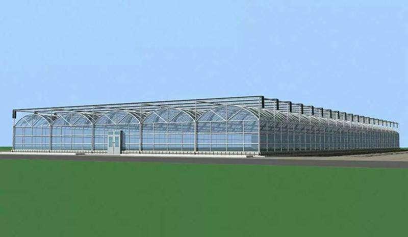 【专业施工】青州新型智能温室|新型智能温室造价-诚誉温室