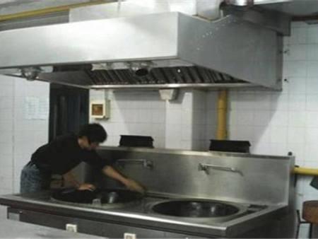 酒店油烟道清洗地址|厨房清洗专业服务商