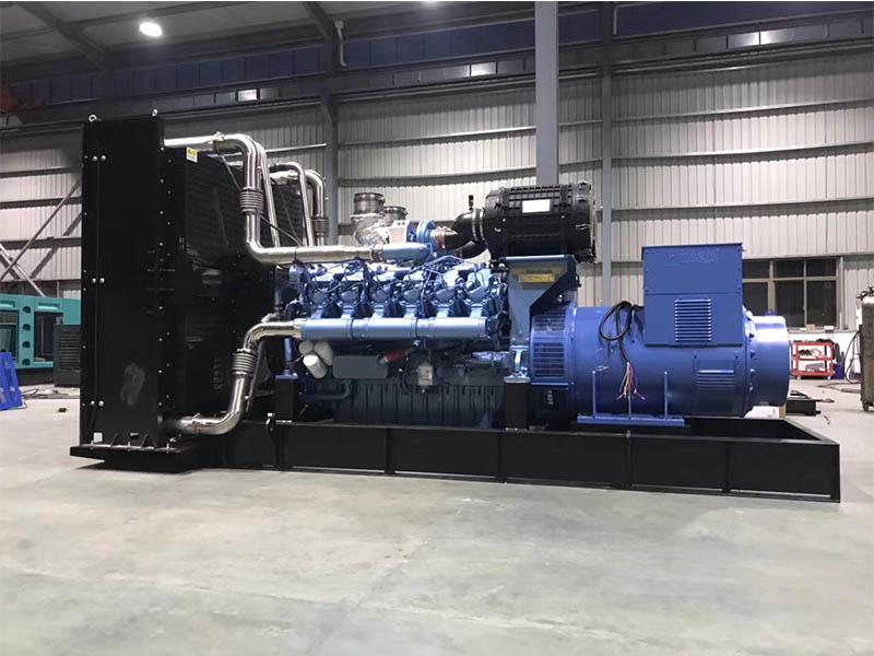 濰柴1000KW發電機組