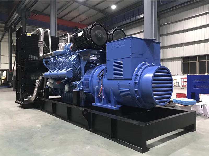 龙岩潍柴1000KW发电机组价格|想买口碑好的潍柴1000KW发电机组就来固泰机械