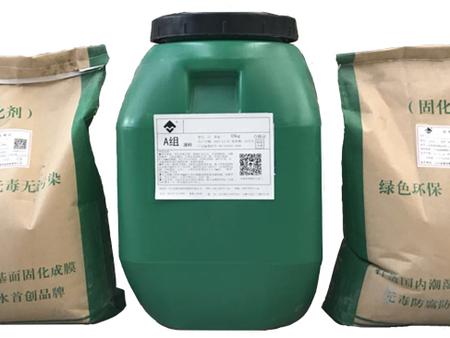 PEO-水泥基渗透结晶型防水涂料的优势