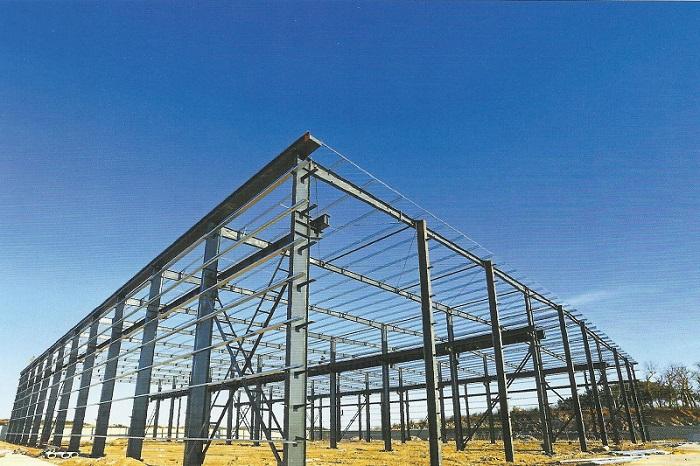 輕鋼大棚廠房定做廠家-優良昆明楚輝活動房專業設計制造