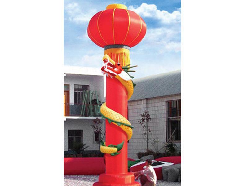 上海氣模_金鳳港帳篷_氣模美觀精致