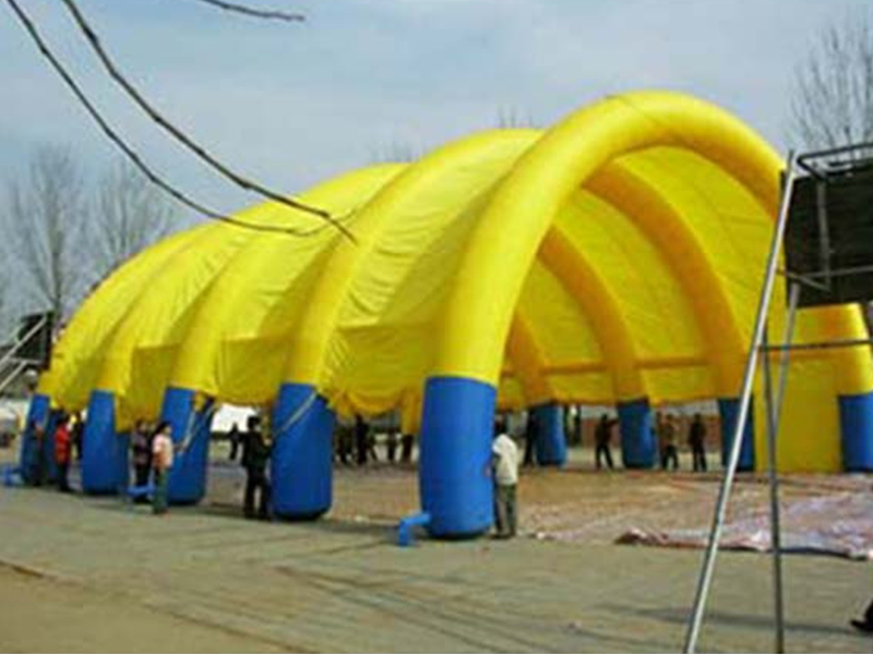 气球拱门厂家直销-买专业的气球拱门,就到金凤港帐篷