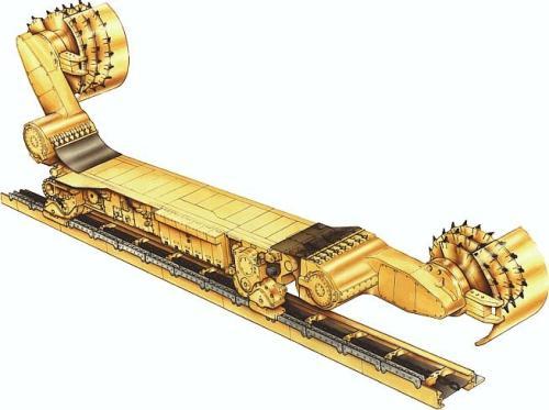 西安采煤机大修
