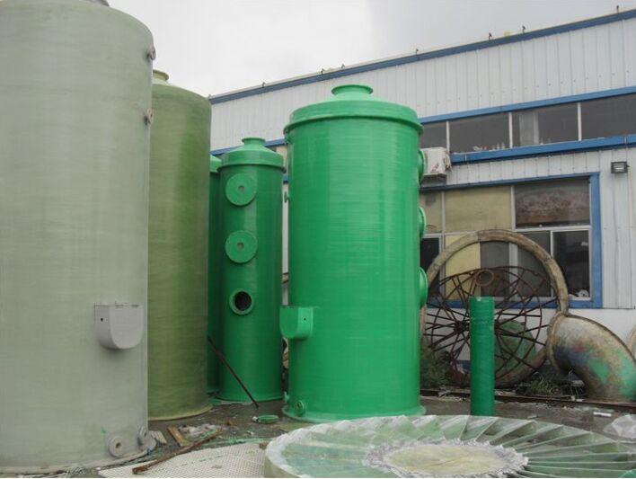玻璃钢脱硫塔应用范围 锅炉脱硫除尘器139.32890473