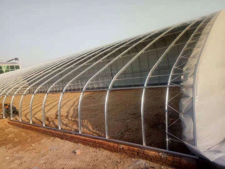 日光温室建设厂家、日光温室大棚建造成本预算、承建日光温室工程