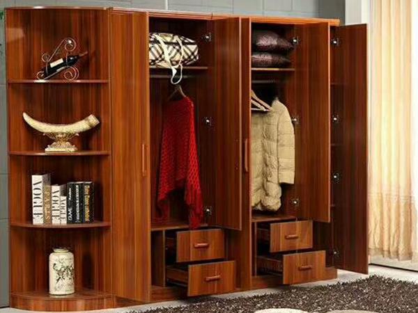 全铝衣柜定制-供应海杉全铝家具实惠的全铝衣柜
