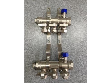 沈阳地暖分水器工作原理和作用
