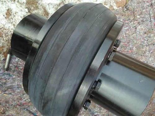 轮胎体轮胎联轴器_昌远传动机械专业供应轮胎式联轴器