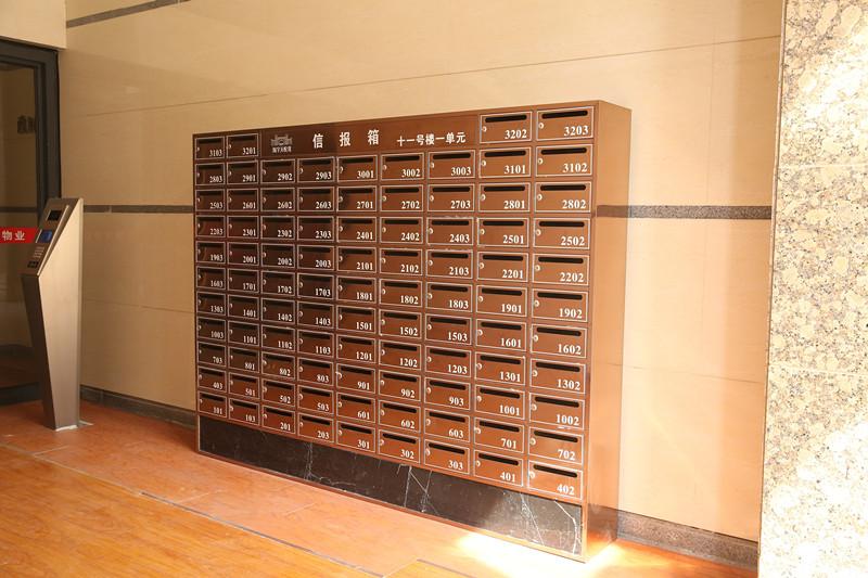 山東小區信報箱價格-大量供應性價比高的小區信報箱
