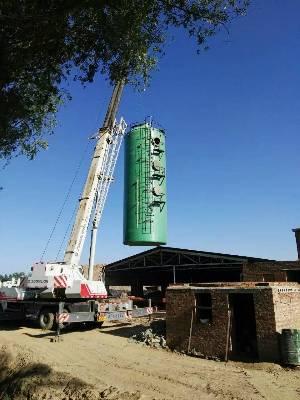 脱硫塔加工-河北的玻璃钢窑炉脱硫塔供应