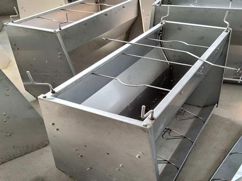 四川不锈钢食槽-有品质的不锈钢双面保育食槽在哪可以买到