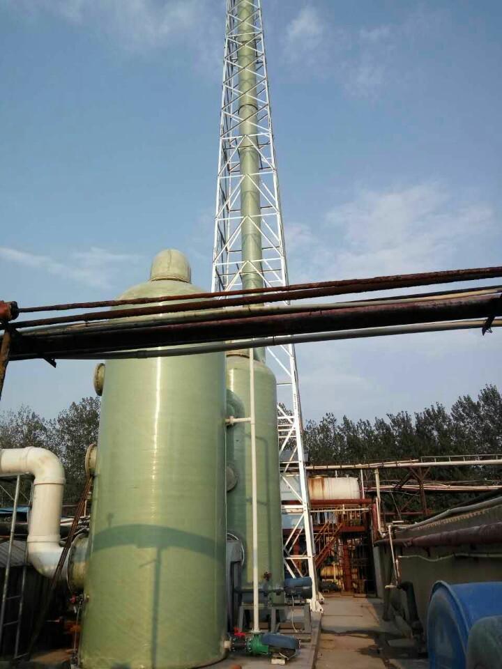 尾气处理焚烧炉脱硫塔设备价格