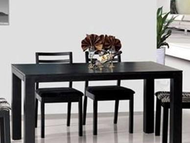 万江全铝餐桌-买全铝餐桌认准海杉全铝家具