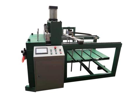 山东数控圆丝网袋裁切机,自动圆丝网袋裁切机,新亮机械