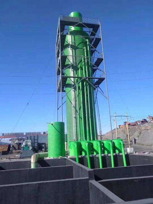 钢厂脱硫塔