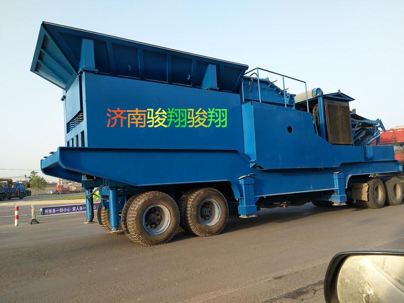 履帶移動破碎站專業廠家-湖南優惠的移動破碎站