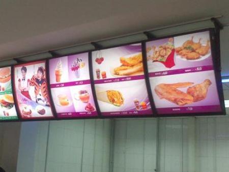 辽宁卡布灯箱是怎么辅助广告宣传的?