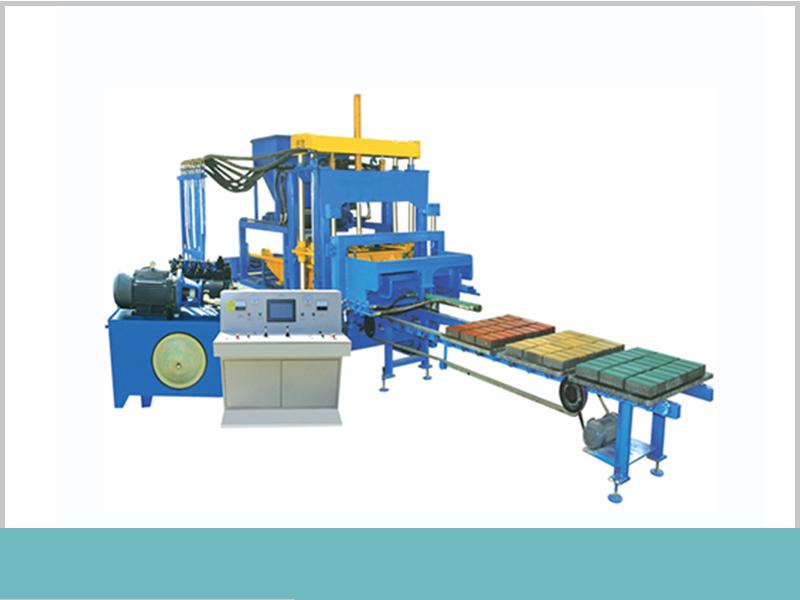 新型水泥免烧砖机厂家-实惠的液压免烧砖机沂南县乾盛机械供应