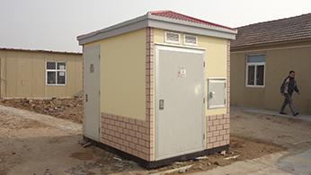 響石電氣安裝的YBW歐式箱變怎么樣-平度YBW歐式箱變生產廠家