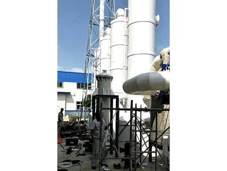 淄博喷淋塔废气处理设备哪家好-山东价格适中的喷淋塔废气处理设备供应