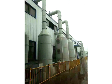 淄博喷淋塔废气处理设备价格|选购高质量的喷淋塔废气处理设备就选丰晟塑料