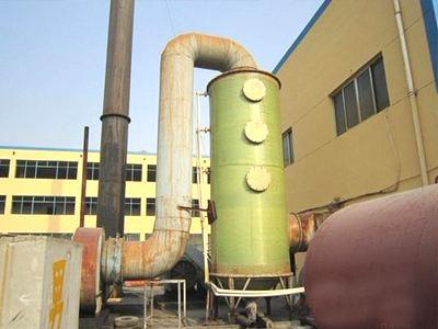 組合式高效濕法脫硫除塵器