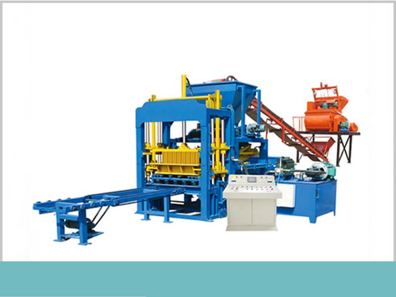 新型新型液压制砖机厂家-沂南县乾盛机械价格划算的全自动液压制砖机出售