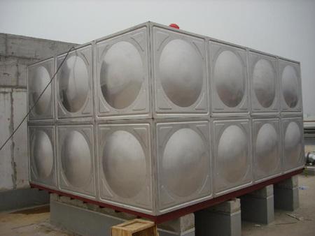 银川市兴庆区久泉环保设备为您供应好的宁夏不锈钢水箱钢材 |贺兰不锈钢水箱