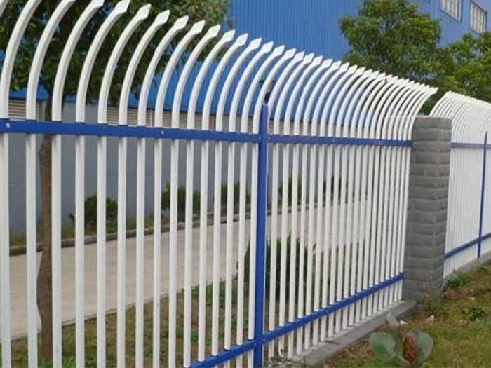 宁夏锌钢护栏