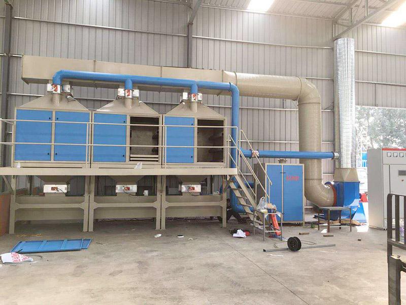 供应山东价格合理的催化燃烧设备 山西RCO催化燃烧设备