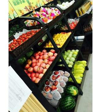 超市貨架公司-超市貨架就找新城區日昇貨架