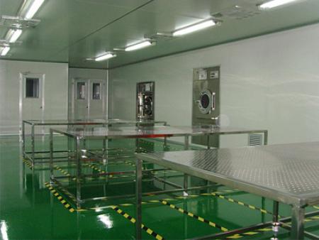 西安生物制药车间净化每平米多少钱-净化车间找鸿通环境