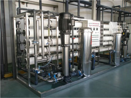 银川净化水设备哪家好-想买价位合理的纯水设备-就来鸿通环境