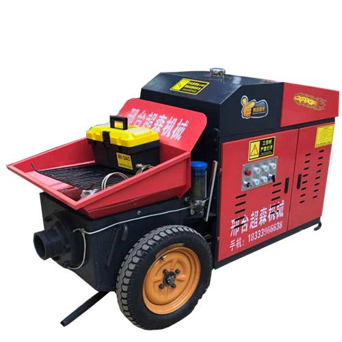 液壓混凝土輸送泵 大中小型混凝土輸送泵