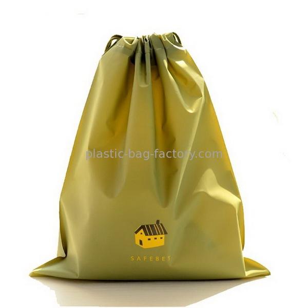 鸿泰PVC胶袋厂提供优良PVC拉绳袋_广州PVC拉绳袋厂家